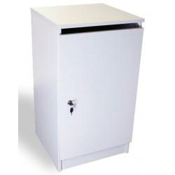 Melamine Console - White