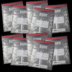 10 x Confidential Plastic Bags