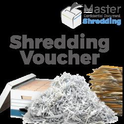 Shredding Voucher
